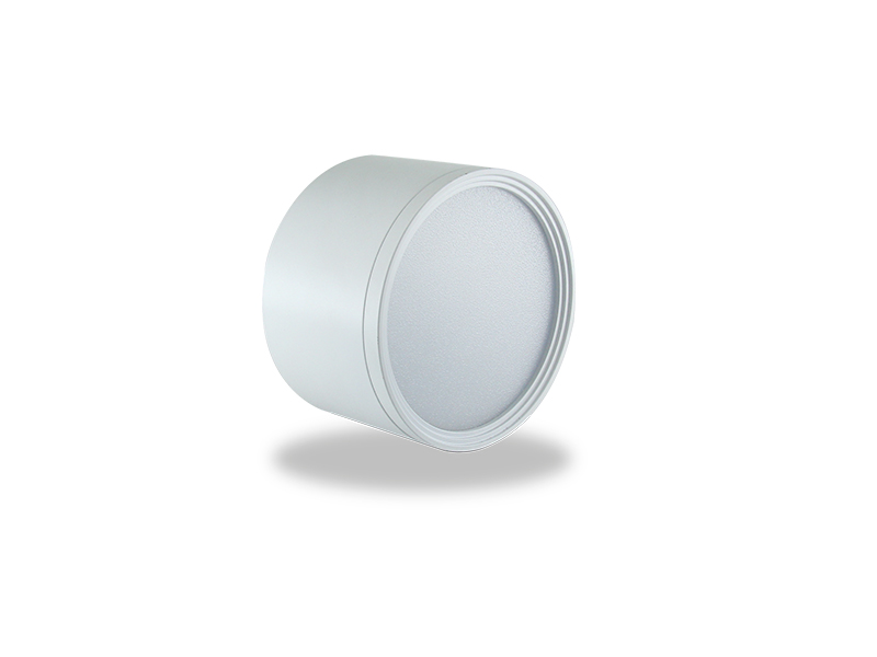 Đèn led ống bơ tán quang OBK-7-T
