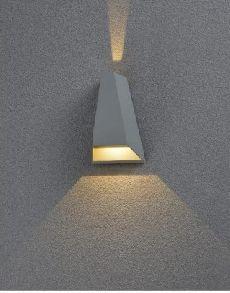 Đèn tường chiếu sáng 2 đầu LED W001