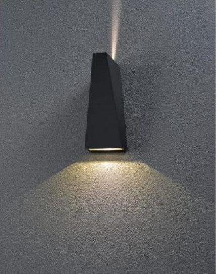 Đèn tường ngoài trời chiếu sáng 2 đầu LED DT02