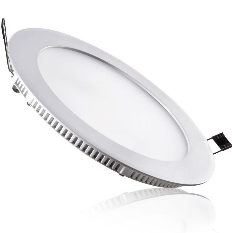 Đèn Led âm trần siêu mỏng tròn 12W