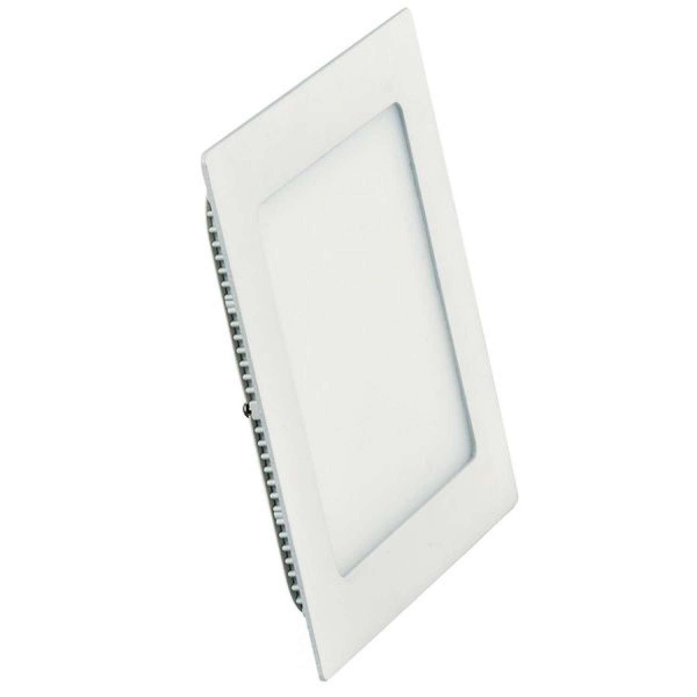 Đèn Led âm trần siêu mỏng vuông 12W