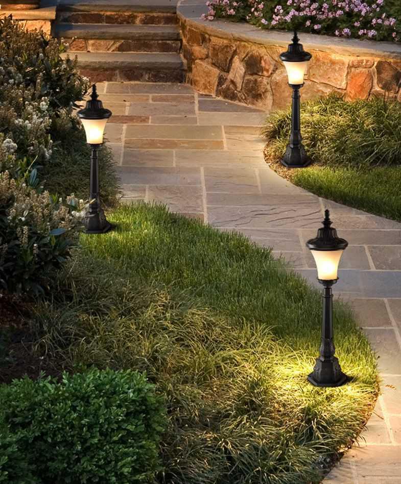 Đèn led trang trí sân vườn TL43