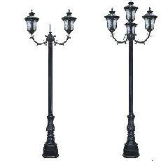 Cột đèn sân vườn CD28