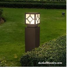 Trụ đèn sân vườn giá rẻ TĐ51