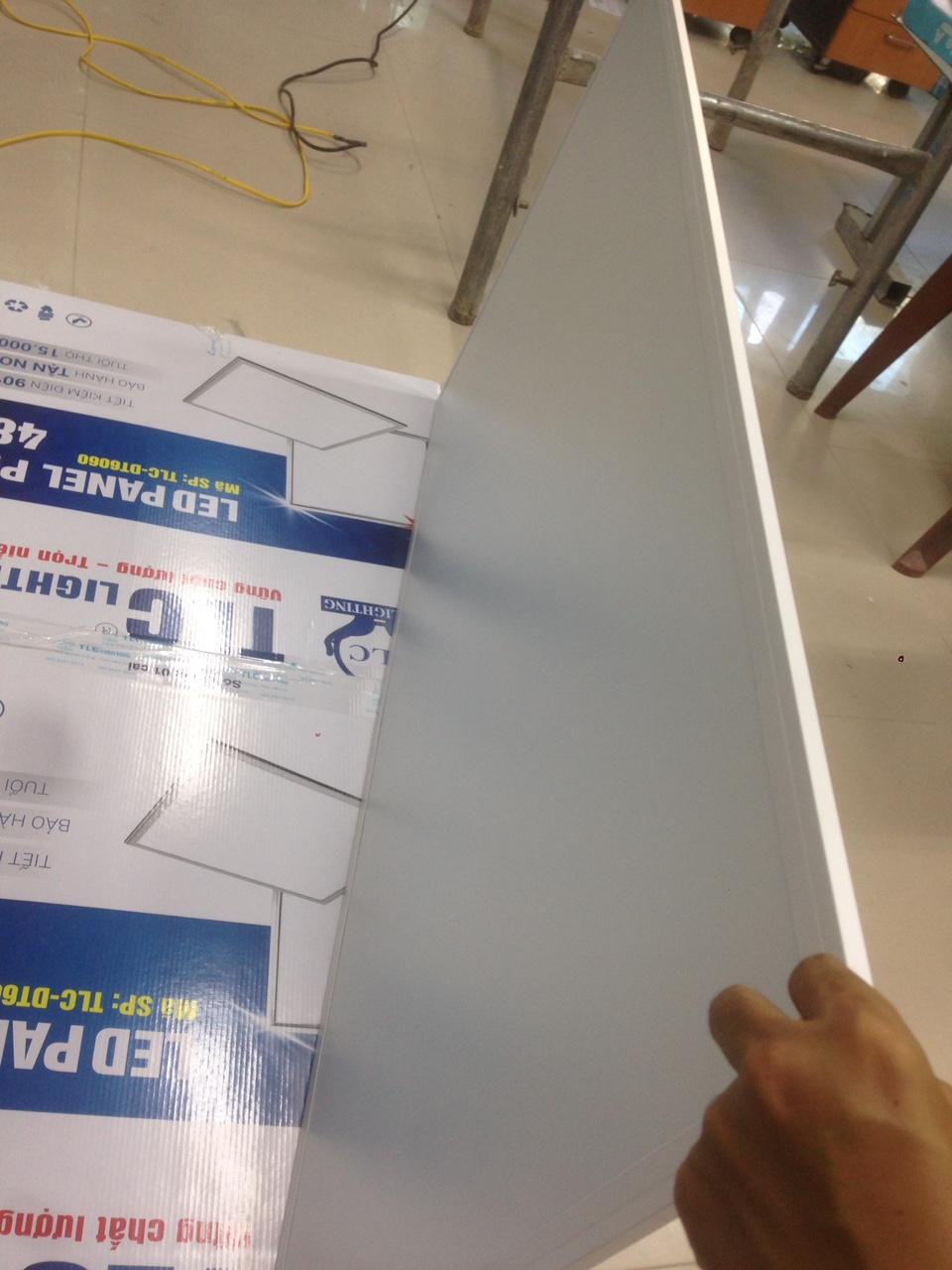 Đèn Led panel 600x1200 68W tấm chữ nhật