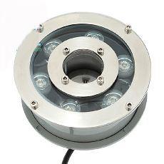 Đèn led âm nước bánh xe 6w