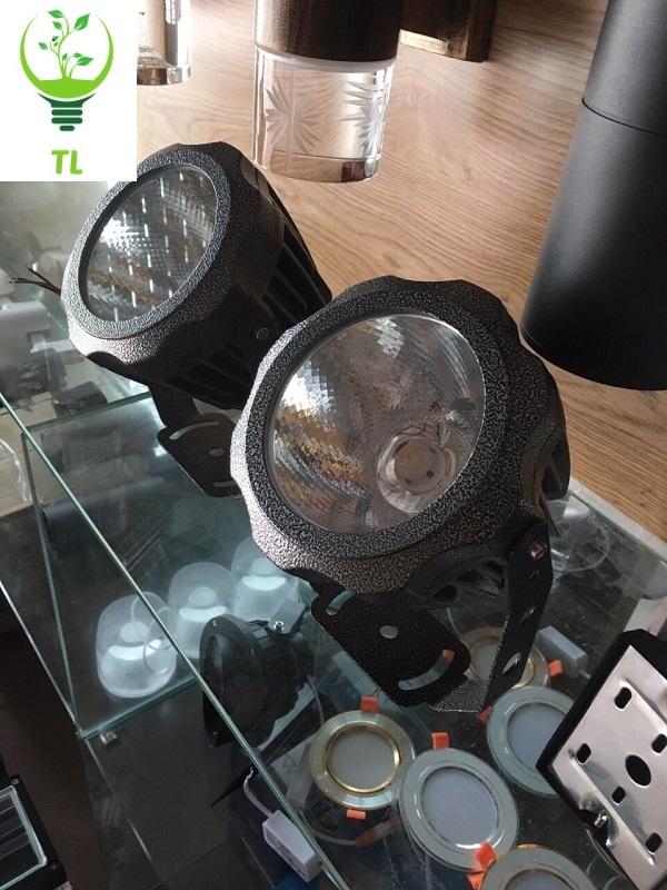 Đèn led chiếu cột 30w