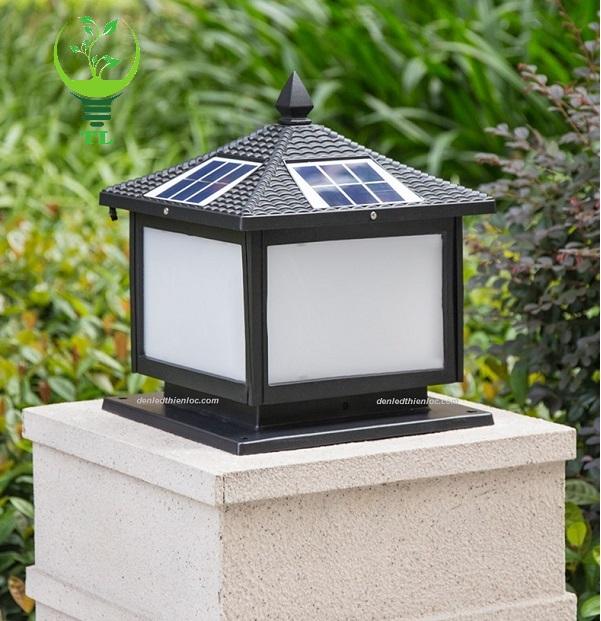 Đèn gắn cổng năng lượng mặt trời TL58