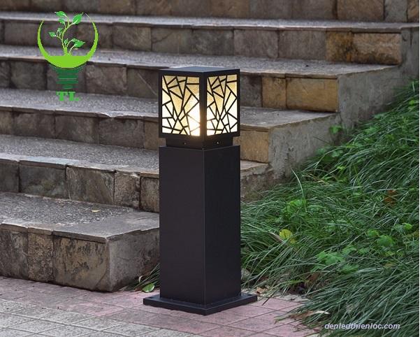 Trụ đèn trang trí sân vườn thấp TL58