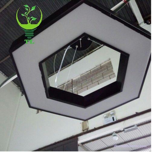Đèn thả trần văn phòng lục giác