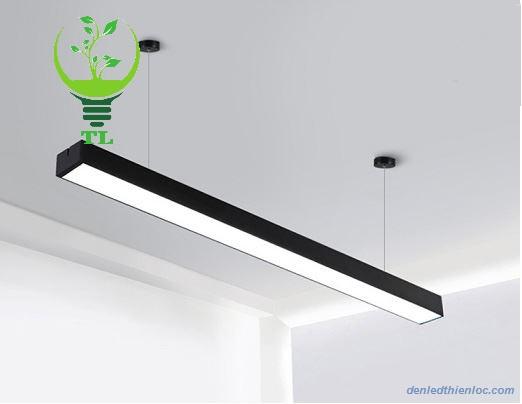 Đèn led hộp thả trần 1,2m