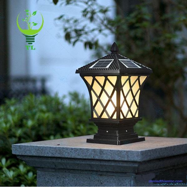 Đèn gắn cổng năng lượng mặt trời giá rẻ TL72