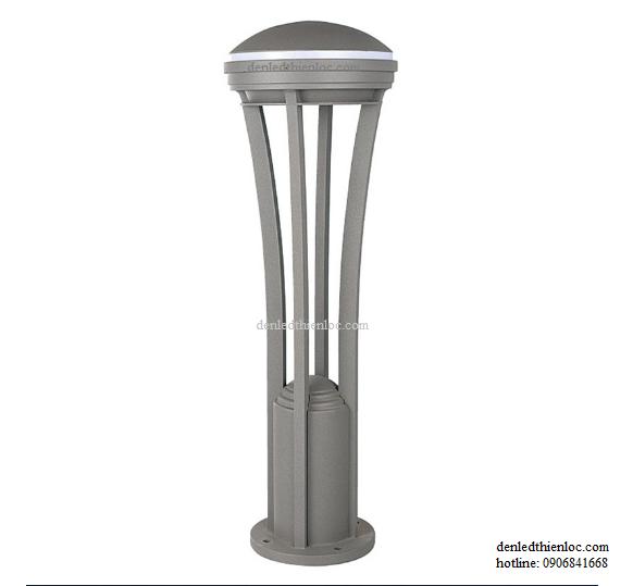 Trụ đèn sân vườn hiện đại TD62