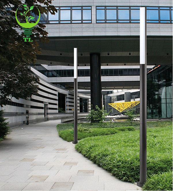 Cột đèn trang trí công viên CD59