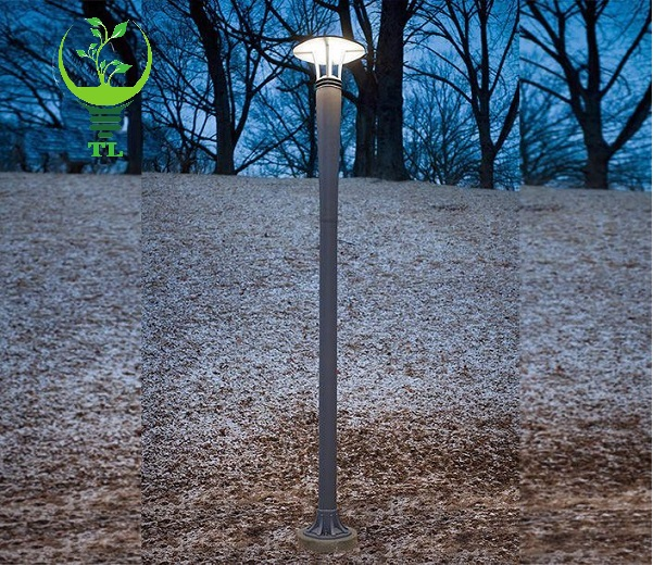 Cột đèn công viên CD55