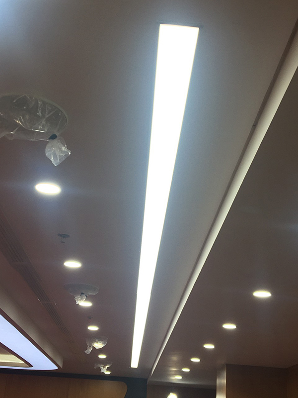 Đèn led thanh âm trần văn phòng 3m