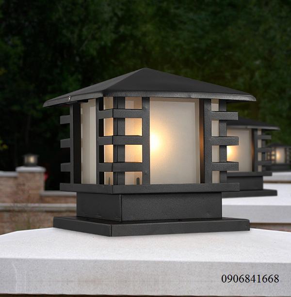 Đèn trụ cổng vuông TL52